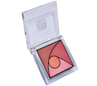 DMGM - STUDIO PERFECTION ROUGE QUAD BLUSH ON